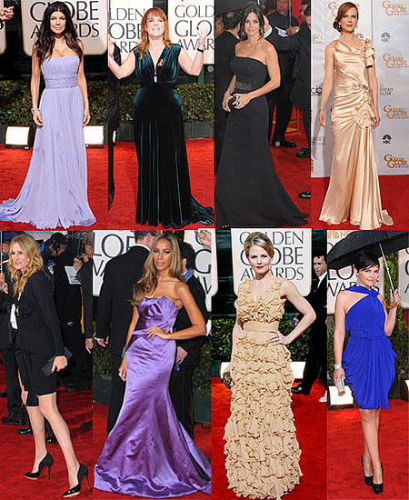 Red Carpet Rewind: Worst Dressed 2010 Golden Globes