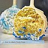 Sugar Shout Out: Make Cake Pops Your Kids Will Love!