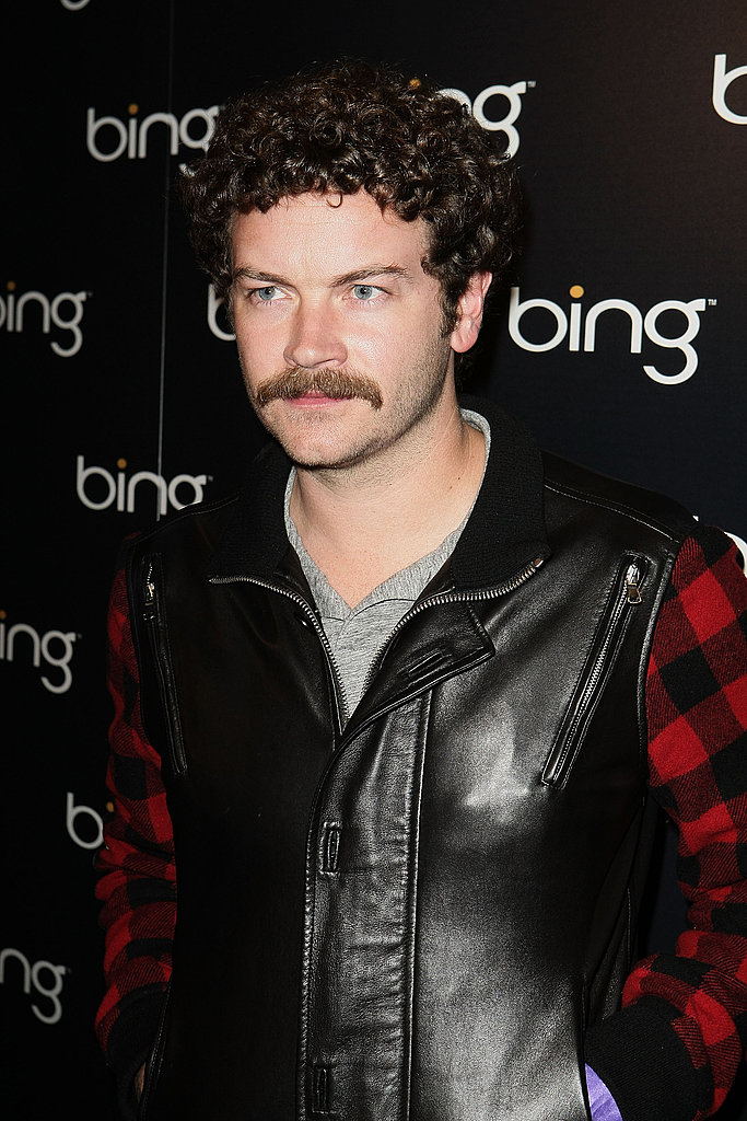 Mustached Man