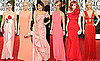 Condensed Sugar: Gorgeous Gowns & Guys at the Golden Globes