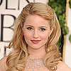 How to Do Dianna Agron's Golden Globes Hair and Makeup 2011-01-17 08:40:00