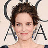 How to Get Tina Fey's Golden Globes Makeup