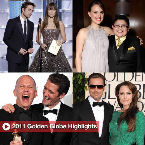 2011 Golden Globe Highlights: From the Carpet to the Afterparties!