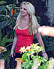 Pictures of Britney Spears Leaving a Recording Studio in LA Wearing Short Shorts