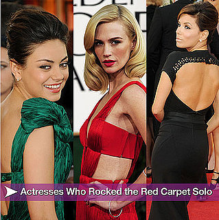 Single Actresses at the 2011 Golden Globes