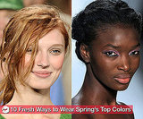 The Hottest New Color and Makeup Trends For 2011 2011-01-18 13:15:45