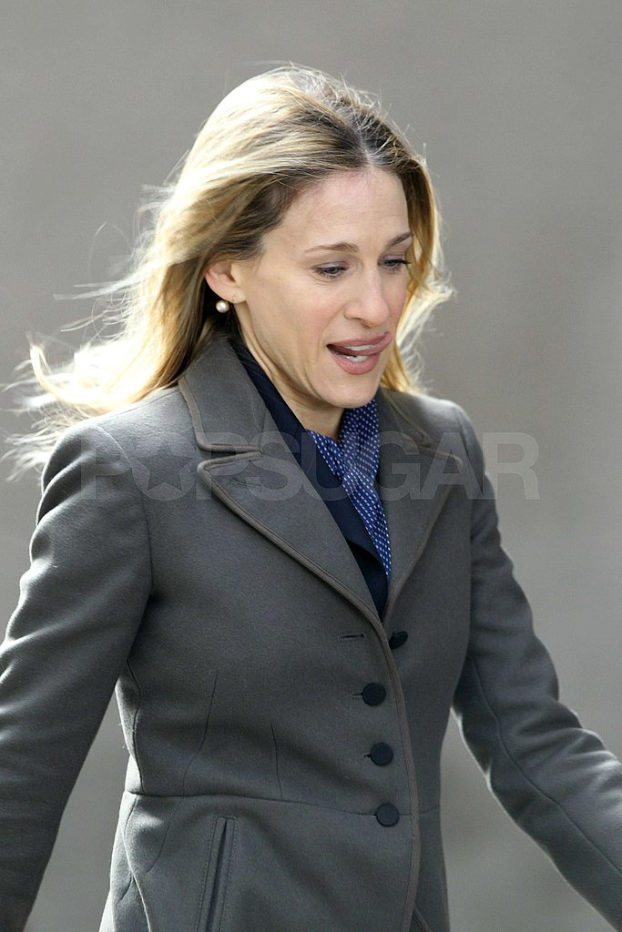 Sarah Jessica Parker Shows Us How It's Done on Wall Street