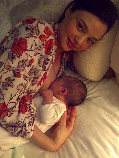 First Picture of Miranda Kerr and Orlando Bloom's Son Flynn