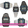 Classic Casio Watches at American Apparel