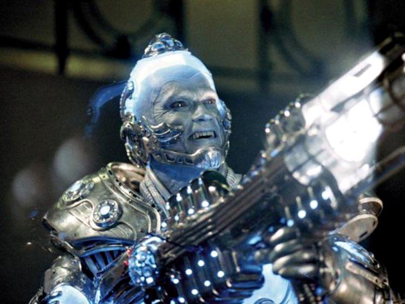 Arnold Schwarzenegger as Mr. Freeze