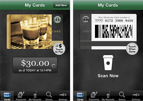 Starbucks Launches Pay by Phone Program