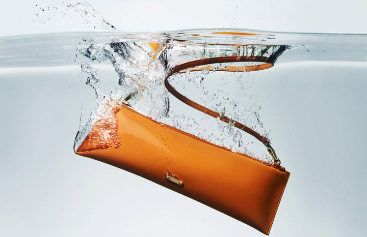 Patent Leather Clutch Bag ($995)