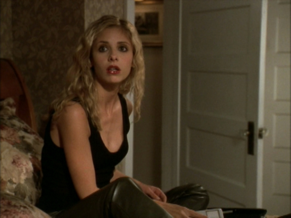 Wait, Wait, Not Buffy!