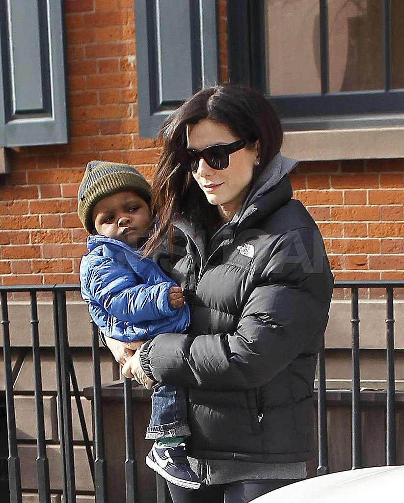 Sandra and Louis Make a Quiet, Cozy Exit in NYC