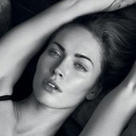 Megan Fox and Rafael Nadal Pose Semi Naked for Giorgio Armani Ad Campaign