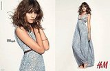 Freja Beha Erichsen for H&M