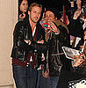 Pictures of Ryan Gosling  Outside Jimmy Kimmel Life