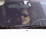 Angelina Jolie Takes the Wheel With Twins Vivienne and Knox