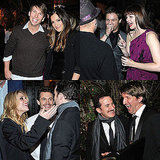 Pictures of Jeremy Renner, Minka Kelly, Darren Aronofsky at EW Pre-SAGs Party