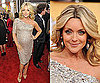 Jane Krakowski in Badgley Mischka at SAG Awards 2011