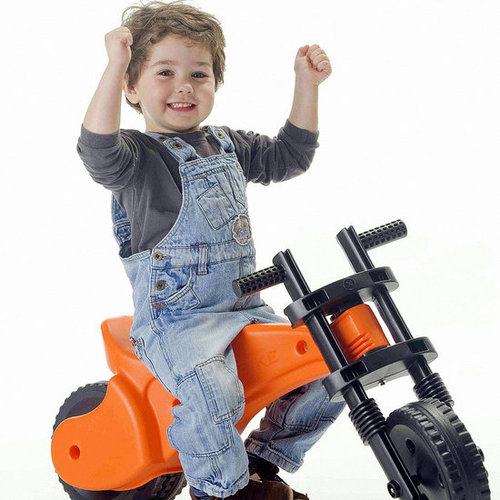 Review of YBike Balance Bike