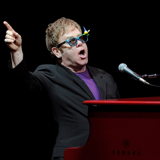 10 Firsthand Family Facts From Elton John