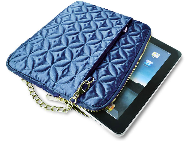 Photos of Reval's Vegan iPad Bag