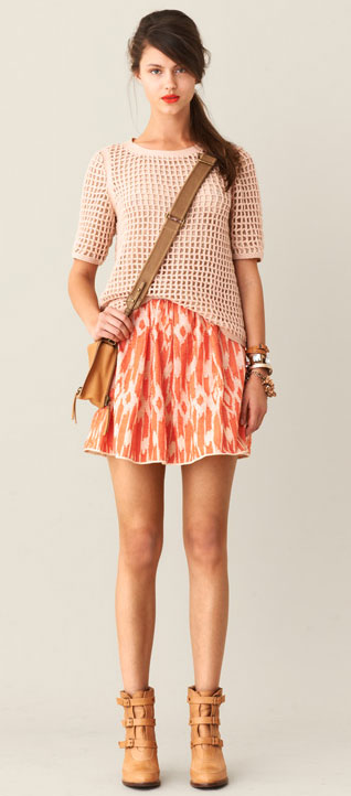 Taste the Rainbow: J.Crew's Candy-Colored Spring '11
