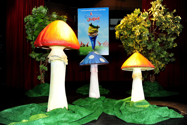 Shrooms in the Room