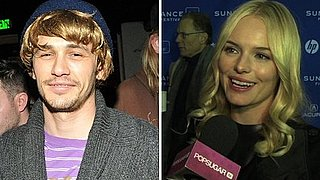 Video: James Franco Wigs Out During a Star-Studded Sundance Weekend!