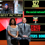 2011 Oscar Nominations Full List of Nominees 2011-01-25 08:27:00