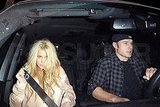 Jessica Simpson Gets a Hand From Eric to Wrap Up Their Date Night