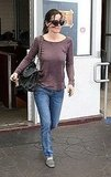 Courteney Cox Trades Cougar Town For a Day Out in Beverly Hills