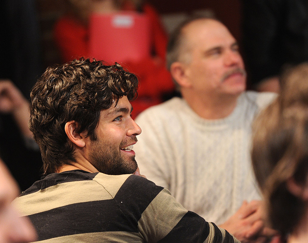 Adrian Grenier and Jeremy Piven Have an Entourage Reunion and Celebrate Their Favorite Teachers