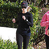 Pictures of Reese Witherspoon Running in LA 2011-01-27 03:15:00