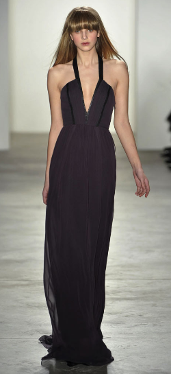 An elegant, sexy gown that works for any black-tie event.