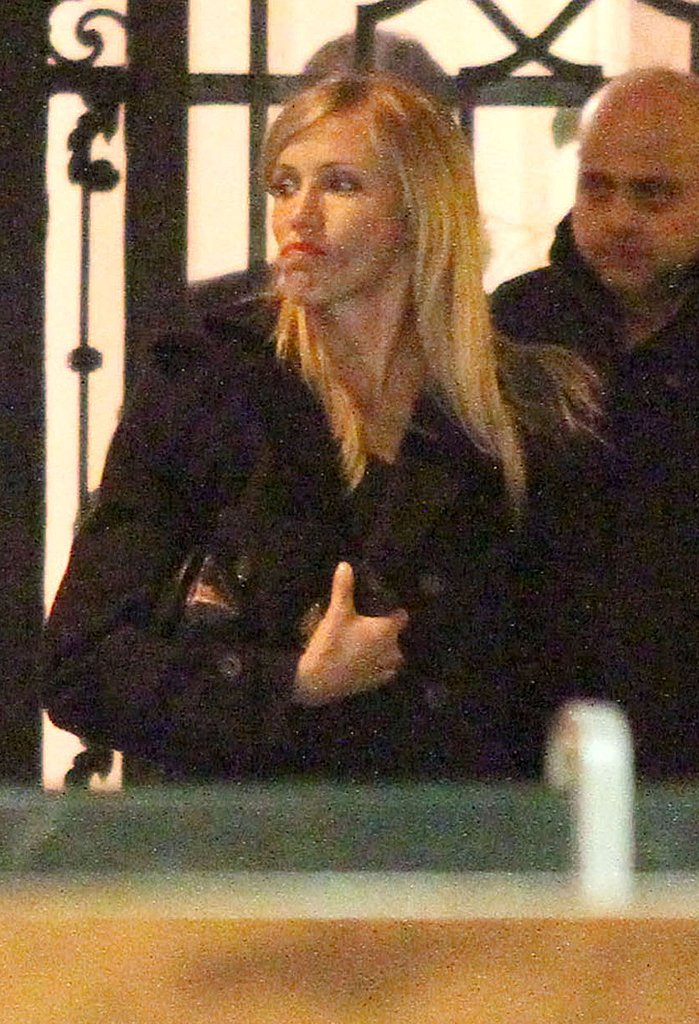 Cameron Diaz and Alex Rodriguez Make the Most of His Off-Season With More Parisian Love