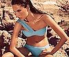 Alessandra Ambrosio Models Koton Beachwear&#039;s Spring 2011 Ads