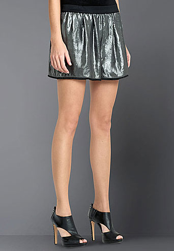 BCBG Max Azria Sequin Shorts on Sale