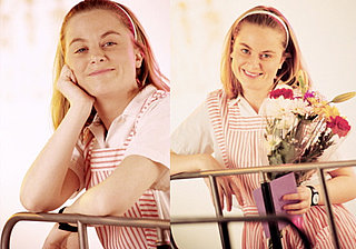 Amy Poehler Talks About Candy Striper Pictures