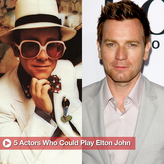Casting Call: 5 Actors Who Could Play Elton John