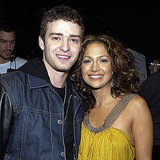 Jennifer Lopez and Justin Timberlake were together in November 2002 for MTV's TRL.