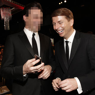 Pictures of the 2011 Screen Actors Guild Awards