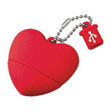 2GB Heart USB Drive ($54)