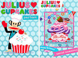 Julius Hearts Cupcakes!