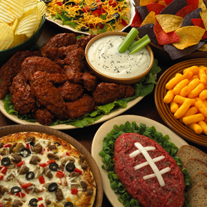 Healthy Super Bowl Snack Tips From Jillian Michaels