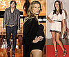 Photos of Gisele Bundchen, Alessandra Ambrosio, Ashton Kutcher at the Colcci Show in Sao Paulo