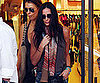 Slide Picture of Demi Moore Shopping in St. Barts