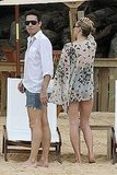 Kate and Jamie Leave Her New Jukebox Behind to Enjoy Their Thai Getaway