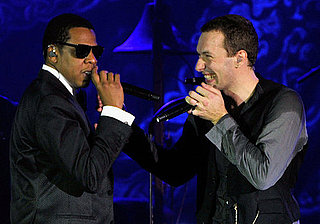 Pictures of Jay-Z, Chris Martin, John Mayer, and More Ringing in 2011 in Las Vegas